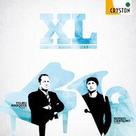 XL: PORTUGUESE MUSIC FOR TUBA & PIANO/ SERGIO CAROLINO, TELMO MARQUES [튜바 듀오 작품집]