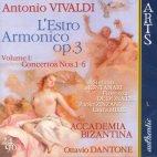 L`ESTRO ARMONICO OP.3 VOL.1/ OTTAVIO DANTONE