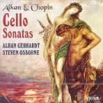 CELLO SONATAS/ ALBAN GERHARDT