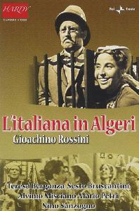L`ITALIANA IN ALGERI/ TERESA BERGANZA [로시니: 알제리의 이탈리아 여인]