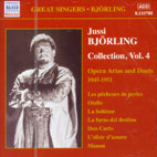 COLLECTION VOL.4/ OPERA ARIAS AND DUETS 1945-1951