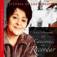 SONGS TO REMEMBER: CANCIONES PARA RECORDAR [빅토리아 데 로스 앙헬레스: 콜렉션 7집]