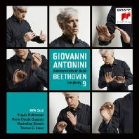 SYMPHONY NO.9/ GIOVANI ANTONINI [베토벤: 교향곡 9번 - 지오반니 안토니니]