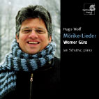 MORIKE-LIEDER/ WERNER GURA