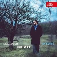 PIANO WORKS/ JAN BARTOS [야나체크: 피아노 작품집 - 얀 바르토시]