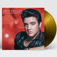 SONGS FOR CHRISTMAS [180G GOLD LP]
