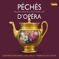 PECHES D`OPERA: ROSSINI, SALON & HORN VIRTUOSI/ ALESSANDRO DENABIAN [오페라의 과오: 로시니와 살롱, 호른 비르투오조 - 알레산드로 데나비안]