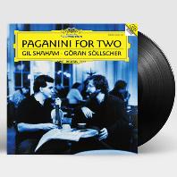 PAGANINI FOR TWO/ GIL SHAHAM, GORAN SOLLSCHER [파가니니: 바이올린과 기타를 위한 작품집 - 길 샤함 & 외란 쇨셔] [ANALOGPHONIC 180G LP]