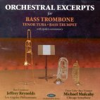 ORCHESTRAL EXCERPTS FOR BASS TROMBONE.