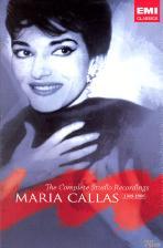 THE COMPLETE STUDIO RECORDINGS [마리아 칼라스: EMI스튜디오 녹음전집/ 69CD+1CD ROM]