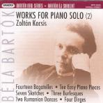 WORKS FOR PIANO SOLO/ ZOLTAN KOCSIS