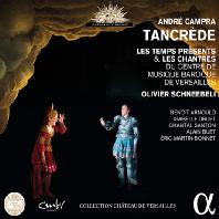 TANCREDE/ OLIVIER SCHNEEBELI [캉프라: <탕크레드> 전곡]