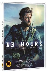 13시간 [13 HOURS: THE SECRET SOLDIERS OF BENGHAZI] [17년 11월 워너/ 파라마운트 가격인하 프로모션]