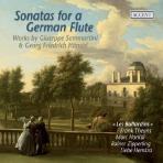 SONATAS FOR GERMAN FLUTE/ LES BUFFARDINS
