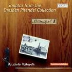 SONATAS FROM THE DRESDEN PISENDEL COLLECTION/ BATZDORFER HOFKAPELLE [드레스덴 피젠델 컬렉션]