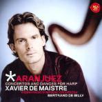 CONCERTOS AND DANCES FOR HARP/ BERTRAND DE BILLY [자비에르 드 매스트르: 에스파냐 작곡가 작품집]