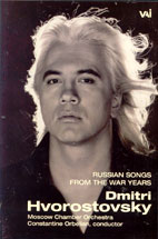RUSSIAN SONGS FROM THE WAR YEARS