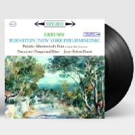 AFTERNOON OF A FAUN, NOCTURNES-NUAGES AND FETES, JEUX-POEME DANSE/ LEONARD BERNSTEIN [드뷔시: 목신의 오후, 유희 - 번스타인] [LP]