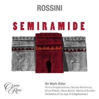 SEMIRAMIDE/ MARK ELDER [로시니: 오페라 <세미라미데>]