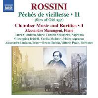 COMPLETE PIANO MUSIC 11/ ALESSANDRO MARANGONI [로시니: 피아노 작품 11집(노년의 과오) | 마랑고니]