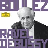 CONDUCTS DEBUSSY & RAVEL/ PIERRE BOULEZ