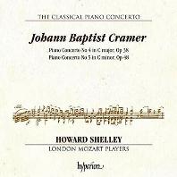 THE CLASSICAL PIANO CONCERTO 6/ HOWARD SHELLEY [고전주의 피아노 협주곡 6집: 크래머 - 하워드 셸리]