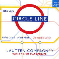 CIRCLE LINE/ LAUTTEN COMPAGNEY, WOLFGANG KATSCHNER [서클 라인: 글래스 & 뒤파이 - 라우텐 콤파니, 볼프강 카슈너]