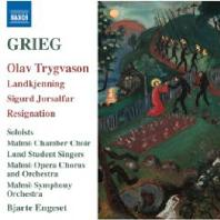 OLAV TRYGVASON/ BJARTE ENGESET