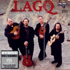 LAGQ LATIN/ LOS ANGELES GUITAR QUARTET [SACD HYBRID]