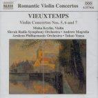 VIOLIN CONCERTOS NOS.5,6,7/ MISHA KEYLIN