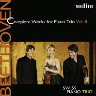 COMPLETE WORKS FOR PIANO TRIO VOL.2/ SWISS PIANO TRIO [베토벤: 피아노 트리오 전곡 2집]