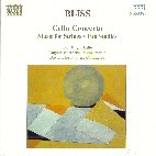 CELLO CONCERTO/ MUSIC FOR STRINGS