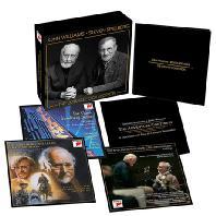 JOHN WILLIAMS & STEVEN SPIELBERG: THE ULTIMATE COLLECTION [3CD+DVD] [존 윌리엄스 & 스티븐 스필버그 박스세트]