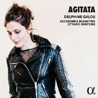 AGITATA/ OTTAVIO DANTONE [돌풍에 흔들리고: 바로크 아리아집 - 델핀느 갈루, 단토네]
