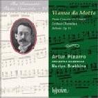 PIANO CONCERTO, FANTASIA DRAMATICA/ ARTUR PIZARRO/ MARTYN BRABBINS