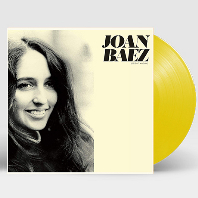 JOAN BAEZ: DEBUT ALBUM + 2 [180G YELLOW LP] [한정반]