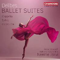BALLET SUITES/ NEEME JARVI [SACD HYBRID] [레오 들리브: 발레 모음곡 - 네메 야르비]
