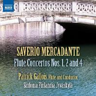 FLUTE CONCERTOS NOS.1,2 AND 4/ PATRICK GALLOIS