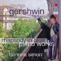 PIANO WORKS: RHAPSODY IN BLUE/ CORINNA SIMON [거쉬인: 랩소디 인 블루 - 코리나 지몬]
