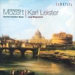 CLARINET CHAMBER MUSIC/ KARL LEISTER/ ANDRIANI STRING QUARTET