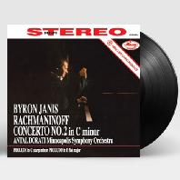 PIANO CONCERTO NO.2 & PRELUDES/ BYRON JANIS, ANTAL DORATI [180G LP] [라흐마니노프: 피아노 협주곡 2번]