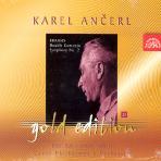 SYMPHONY NO.2, DOUBLE CONCERTO/ KAREL ANCERL