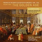VIOLIN CONCERTO 1690-1740 VOL.3/ LA SERENISSIMA/ ADRIAN CHANDLER
