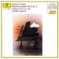 PIANO SONATAS NOS2.3/ SCHERZO NO3/ MARTHA ARGERICH