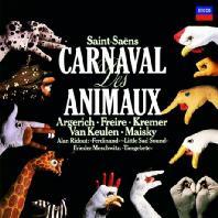 CARNAVAL DES ANIMAUX/ MARTHA ARGERICH [생상스: 동물의 사육제 - 마르타 아르헤리치]