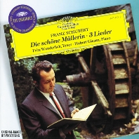 DIE SCHONE MULLERIN & 3 LIEDER/ FRITZ WUNDERLICH, HUBERT GIESEN [THE ORIGINALS] [슈베르트: 아름다운 물방앗간 아가씨 - 프리츠 분덜리히]