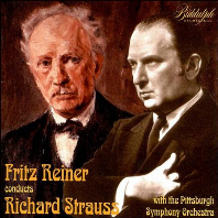 EIN HELDENLEBEN & LIEDER EINES FAHRENDEN GESELLEN/ GREGOR PIATIGORSKY, FRITZ REINER [슈트라우스: 관현악곡 & 말러: 방황하는 젊은이의 노래 - 프리츠 라이너]