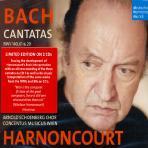 CANTATAS BWV 140,61 & 29/ NIKOLAUS HARNONCOURT