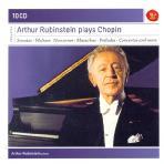 ARTHUR RUBINSTEIN PLAYS CHOPIN [MASTERS]