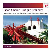 SPANISH GUITAR MUSIC/ JOHN WILLIAMS [MASTERS] [알베니즈 & 그라나도스: 스페인 기타 뮤직 - 존 윌리엄스]